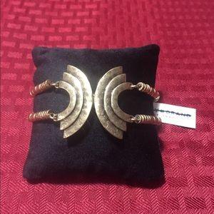 NWT Lucky Brand semiprecious bracelet
